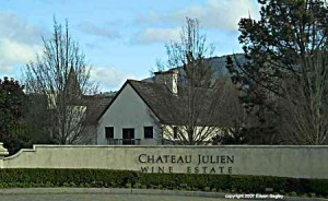 Chateau Jullien Winery, Carmel Valley, CA