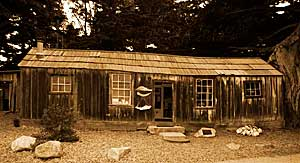 Whalers Cabin Museum at Point Lobos